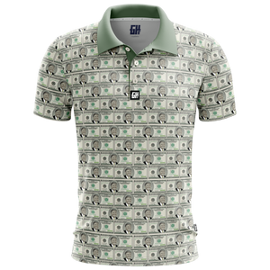 Billionaire Golf Polo - Crusader Outlet
