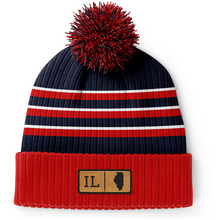 Load image into Gallery viewer, Illinois Bamboo Patch Homegrown Beanie