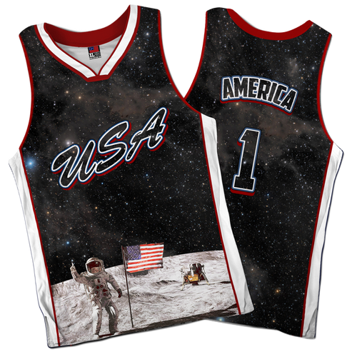 Team USA Galaxy Jersey - Crusader Outlet