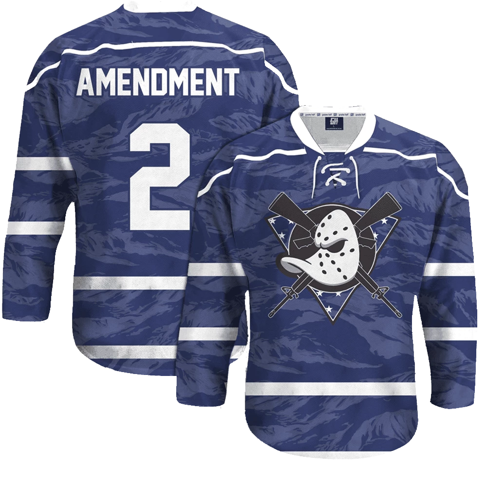 Mighty Guns Hockey Jersey - Crusader Outlet