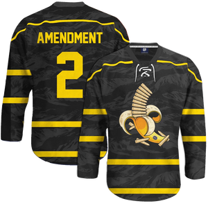Banana Clips Hockey Jersey - Crusader Outlet