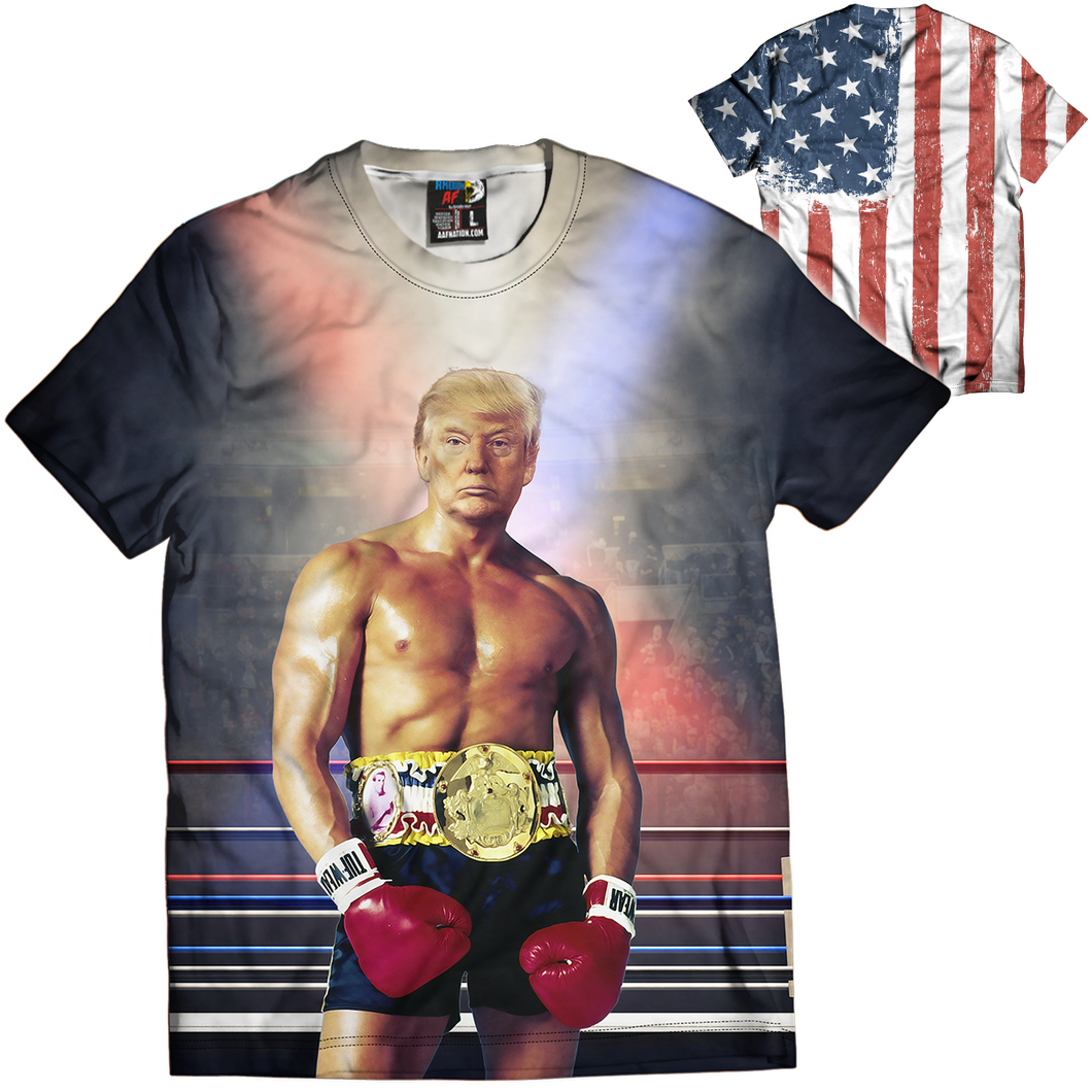 Rocky Trump Tee - Crusader Outlet