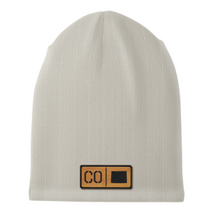 Colorado Bamboo Patch Homegrown Beanie