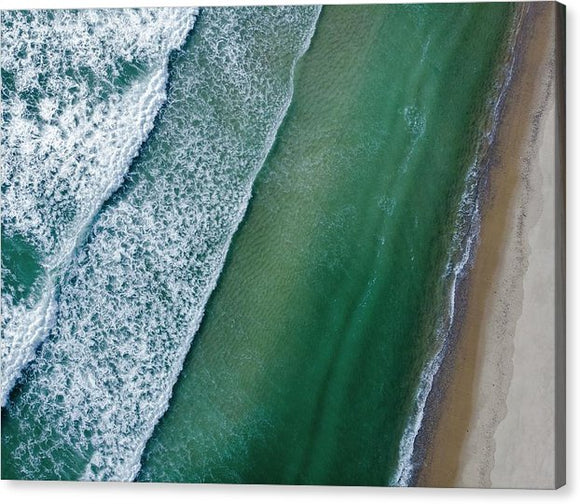 Bird 's Eye View - Canvas Print