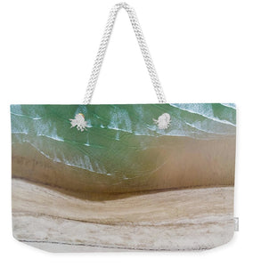 Cape Cod Beach Abstract - Weekender Tote Bag