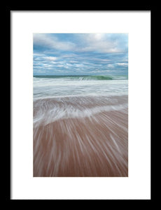 Cape Cod Seashore 2 - Framed Print