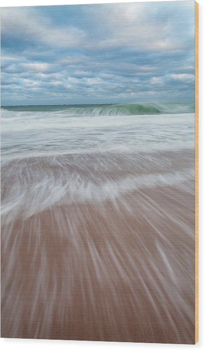 Cape Cod Seashore 2 - Wood Print