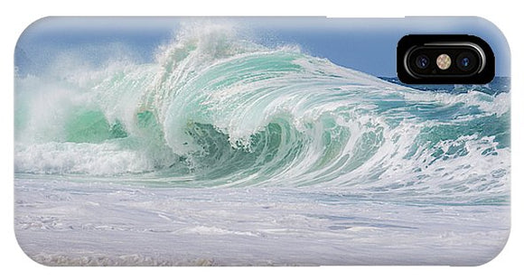 Hawaiian Shorebreak - Phone Case