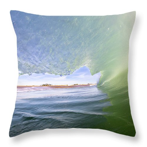 No Escape - Throw Pillow