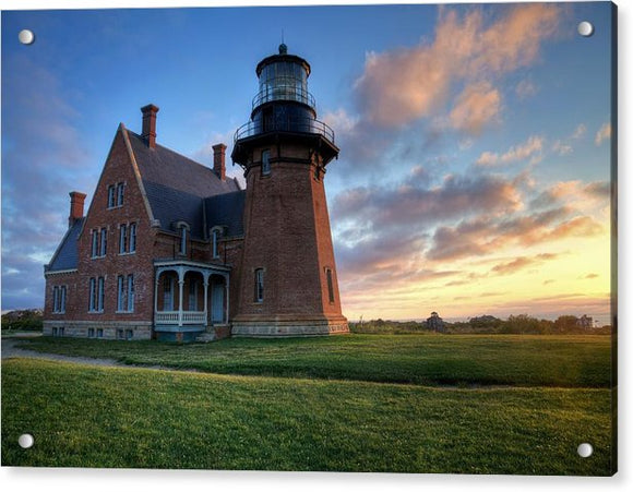 Southeast Light Sunrise - Acrylic Print
