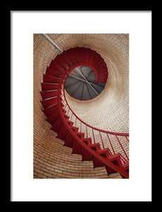 Take It To The Top - Framed Print