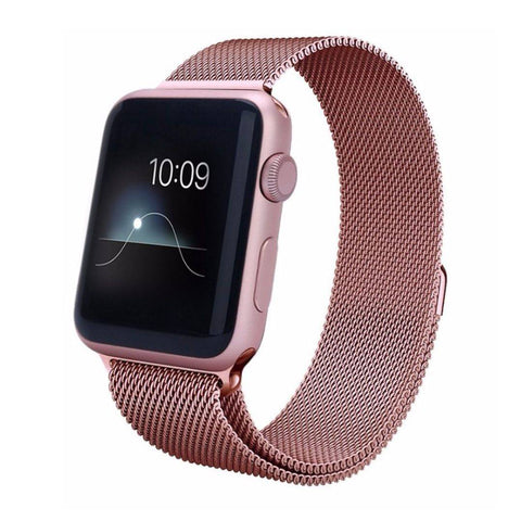 Pulseira Apple Watch Milanese Loop