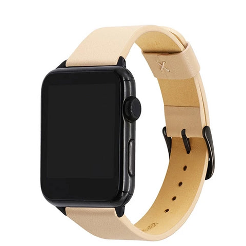 Pulseira Apple Watch Couro Soft 2019 Classic