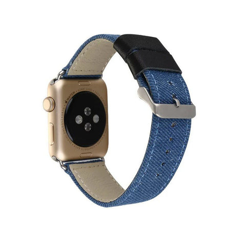 Pulseira Apple Watch Jeans