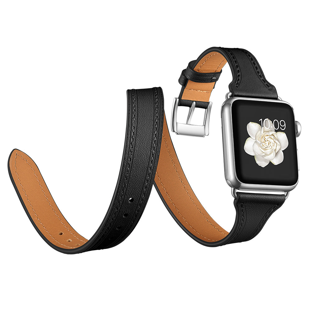 80fcb569e45 Pulseira Apple Watch Couro Volta Dupla – Armillaz Fashion Store