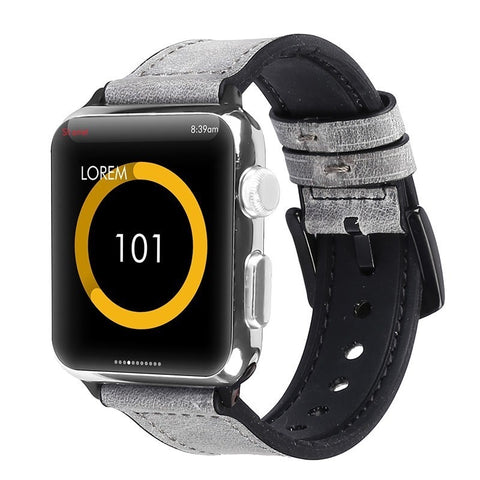 0174f87aaa3 Pulseira Apple Watch Couro – Armillaz Fashion Store