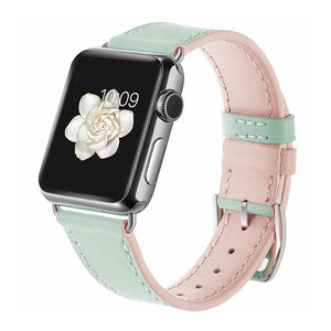 Pulseira Apple Watch Couro Sweet