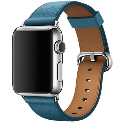 Pulseira Apple Watch Couro Soft