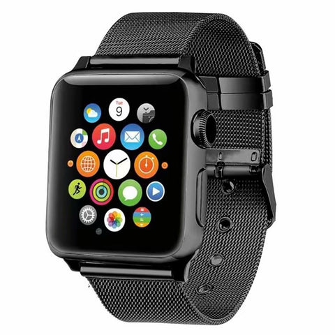 Pulseira Apple Watch Milanese Clássica