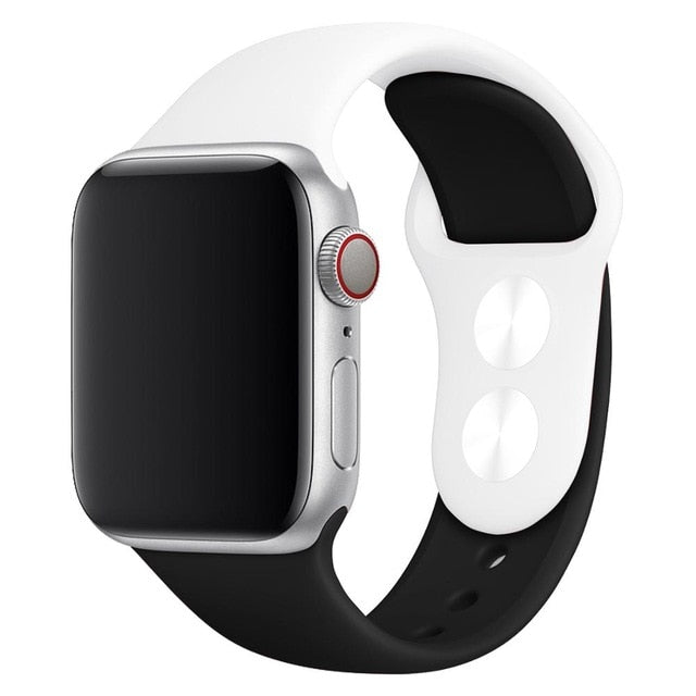 Pulseira Apple Watch Original Dual Color