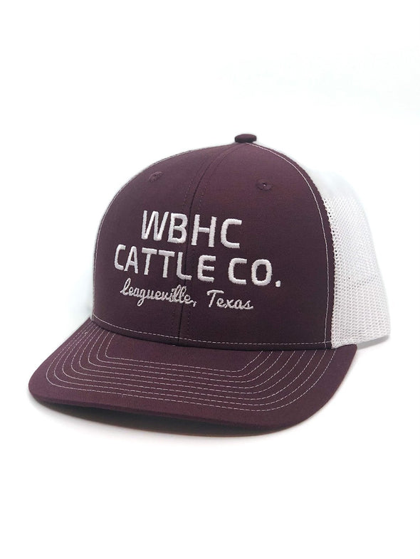 Whiskey Bent Hat Co-Cattleman