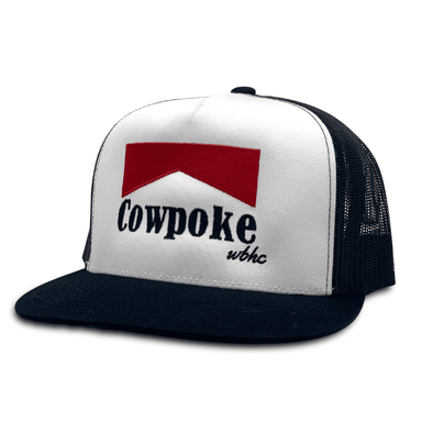 Whiskey Bent Hat Co-Cowboy Killer | Black and White