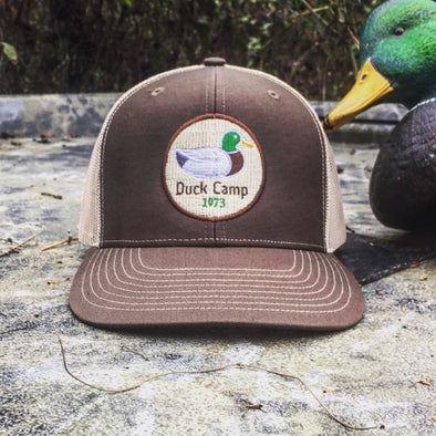 Whiskey Bent Hat Co-Duck Camp '73