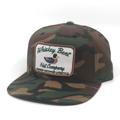 Whiskey Bent Hat Co-Green Head