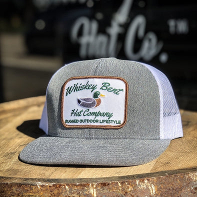 Whiskey Bent Hat Co-Green Head Mid-Pro
