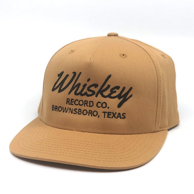 Whiskey Bent Hat Co-Ol Record
