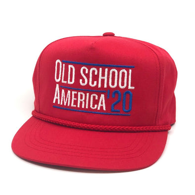 Whiskey Bent Hat Co-Old School America