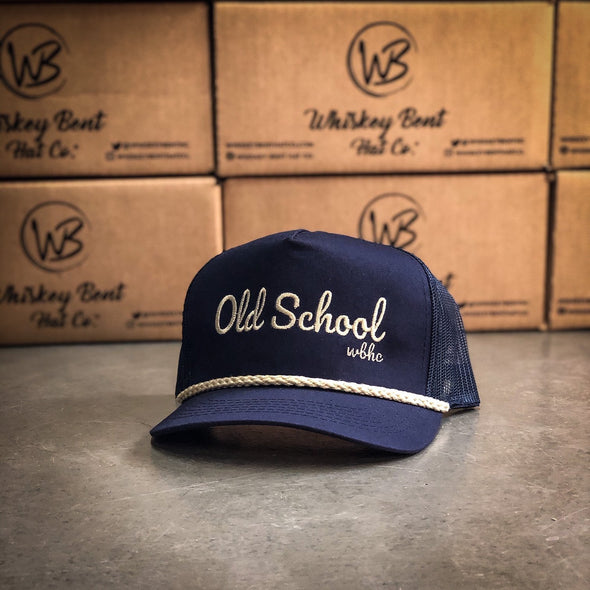 Whiskey Bent Hat Co-Old School Trucker