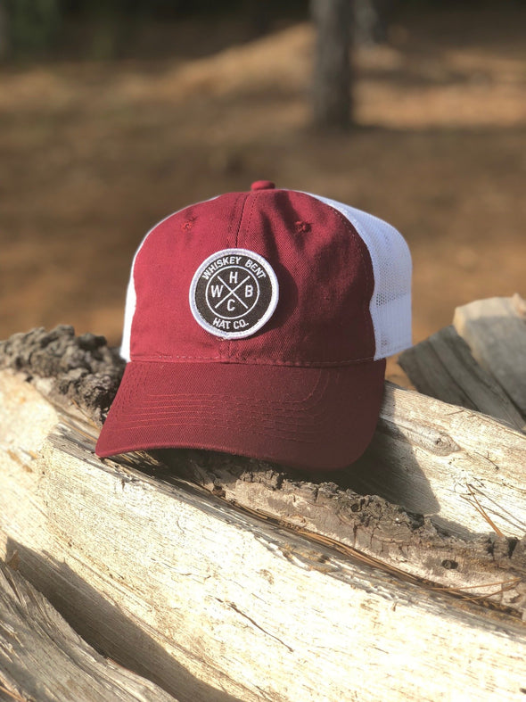 Whiskey Bent Hat Co-Stamp