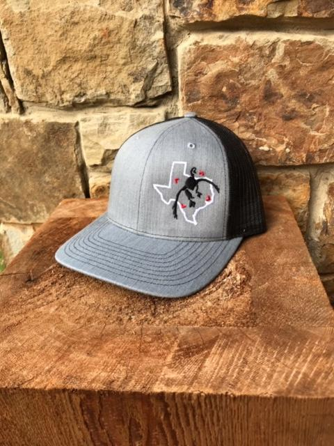 Whiskey Bent Hat Co-Texas Duck Red