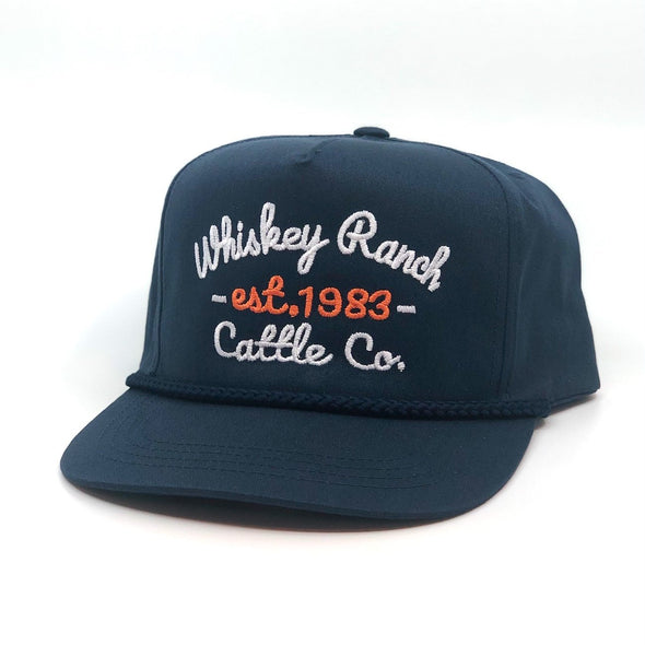 Whiskey Bent Hat Co-The McCrae