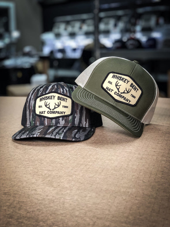 Whiskey Bent Hat Co-The Rut
