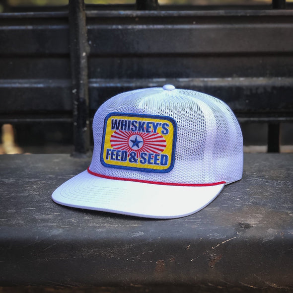 Whiskey Bent Hat Co-The Throwback