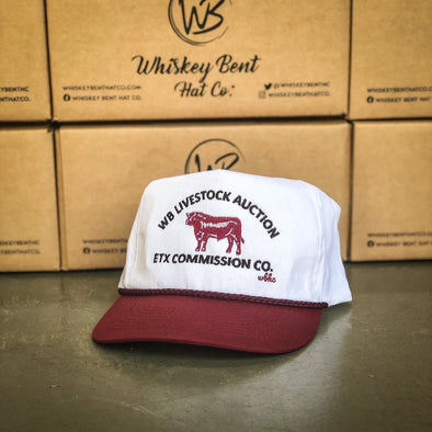 Whiskey Bent Hat Co-WB Livestock