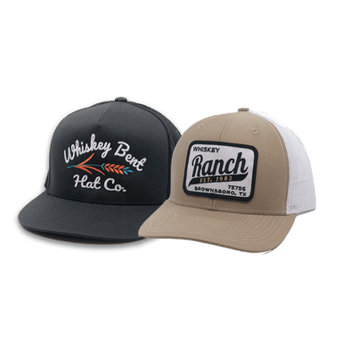 Whiskey Bent Hat Co-WB Starter Hat Bundle