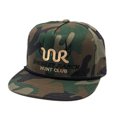 Whiskey Bent Hat Co-WR Hunt Club