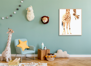 Animal Nursery Room Decor