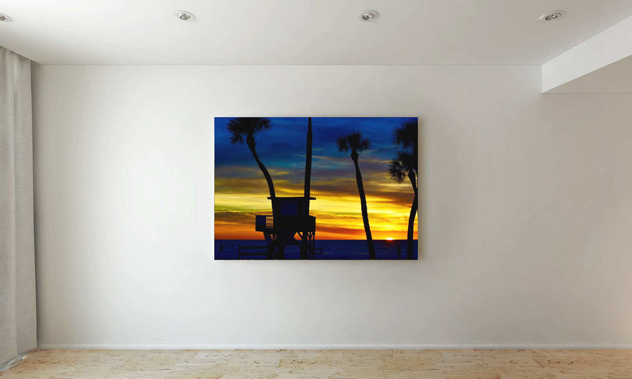 Vibrant Canvas Wall Art