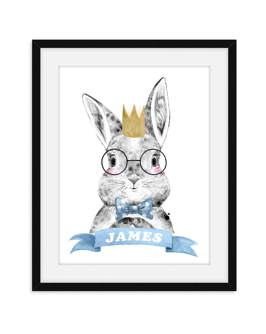 Bunny Nursery Prints