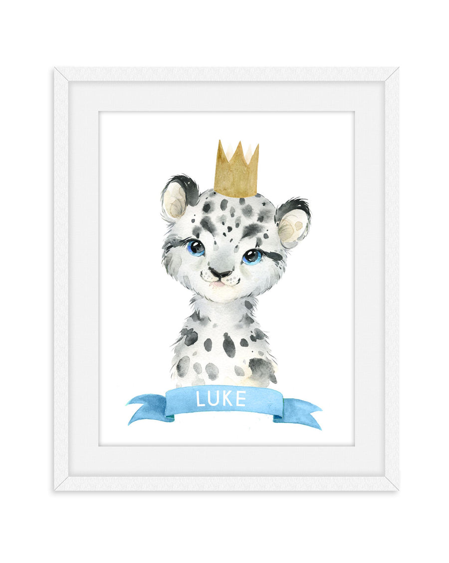 LION NURSERY WALL ART