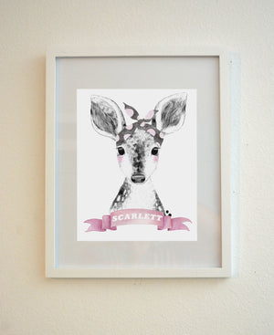 Animal Nursery Decor