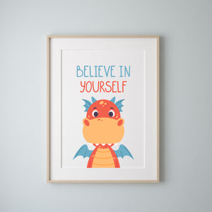 Believe In Yourself - Digital Download