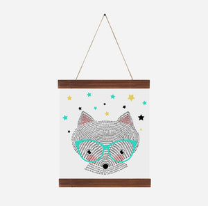Cute Fox Nursery Decor