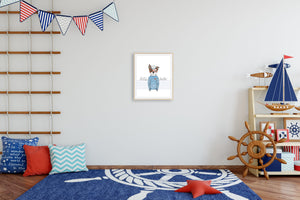 Sailor Nursery Room Ideas