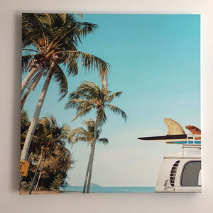 Tropical Wall Art Decor