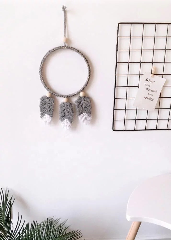 Baby Room Dream Catcher Feathers